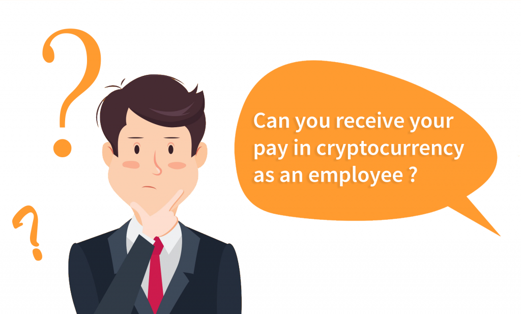 Where can you pay with cryptocurrency