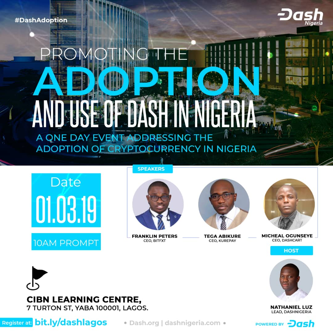 Dash Crypto adoption and use case converge