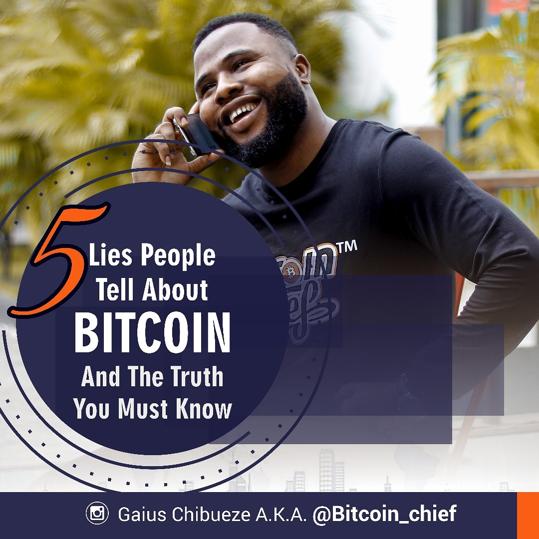 5 lies about bitcoin