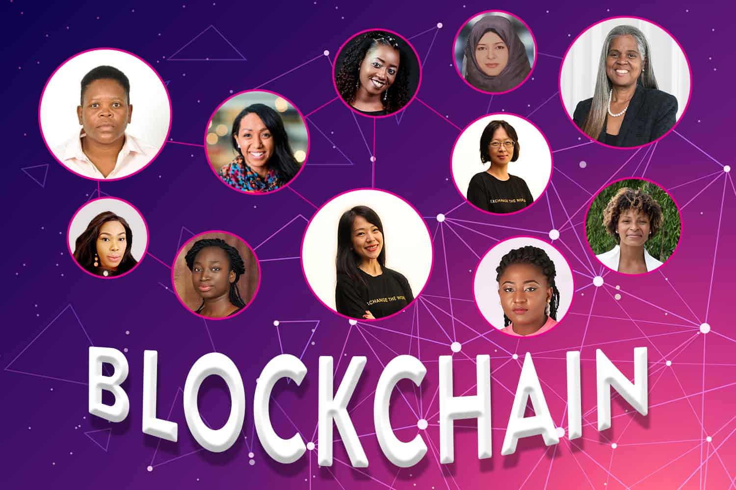 International women's day: celebrating women in blockchain