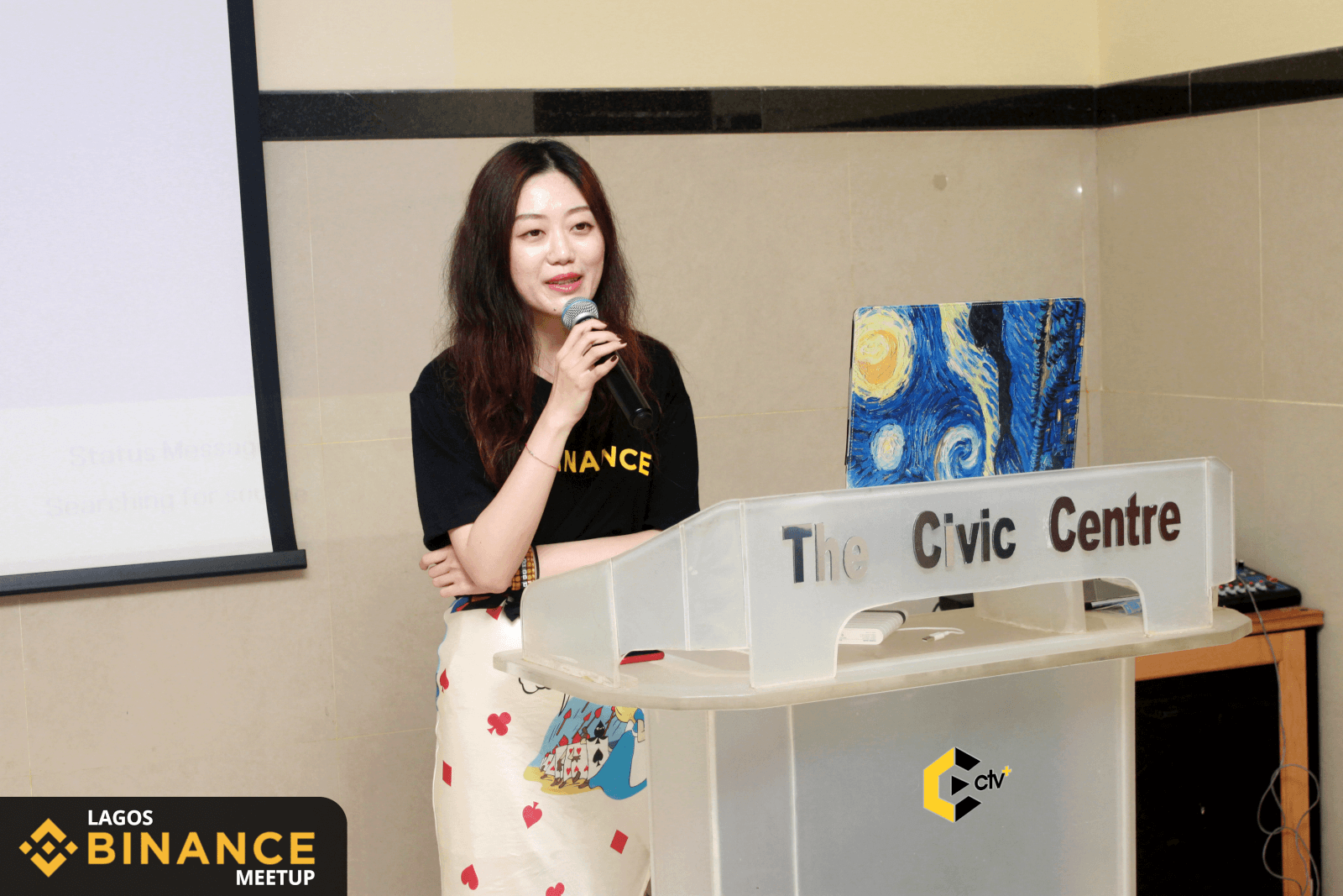 Lagos Binance Meetup: Exposing The Community To The Binance Ecosystem