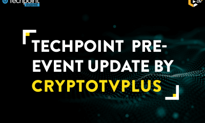Techpoint Pre-event Update by Cryptotvplus