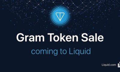 Japan's LIQUID Exchange Announces Telegram Digital Token Public Sale