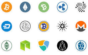 cryptocurrencies simply described with infographics