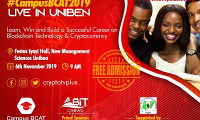 CampusBCAT2019 at the University of Benin planned for 6th November 2019 is postponed