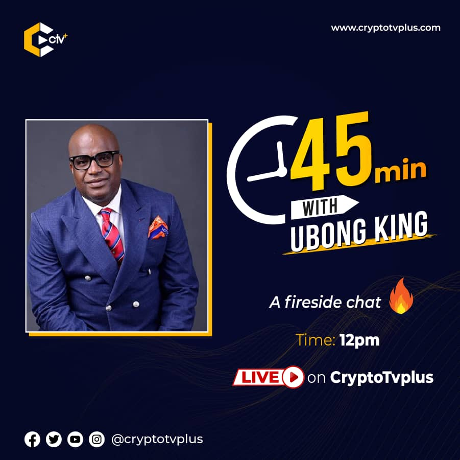 Watch the FireSideChat with Legendary Motivational Speaker Ubong King on CryptoTvplus Annual Retreat