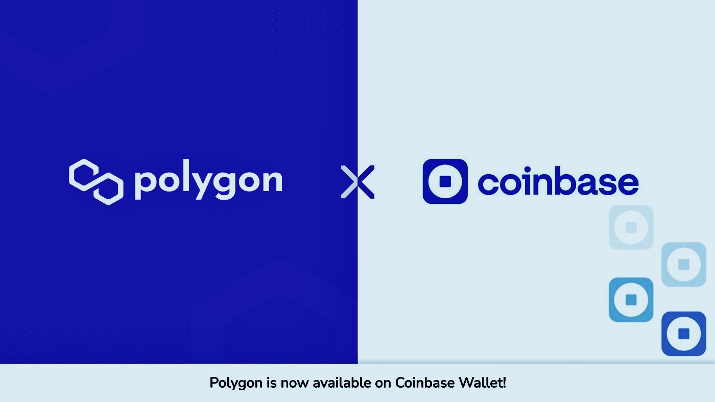 Coinbase Wallet adds support for Polygon