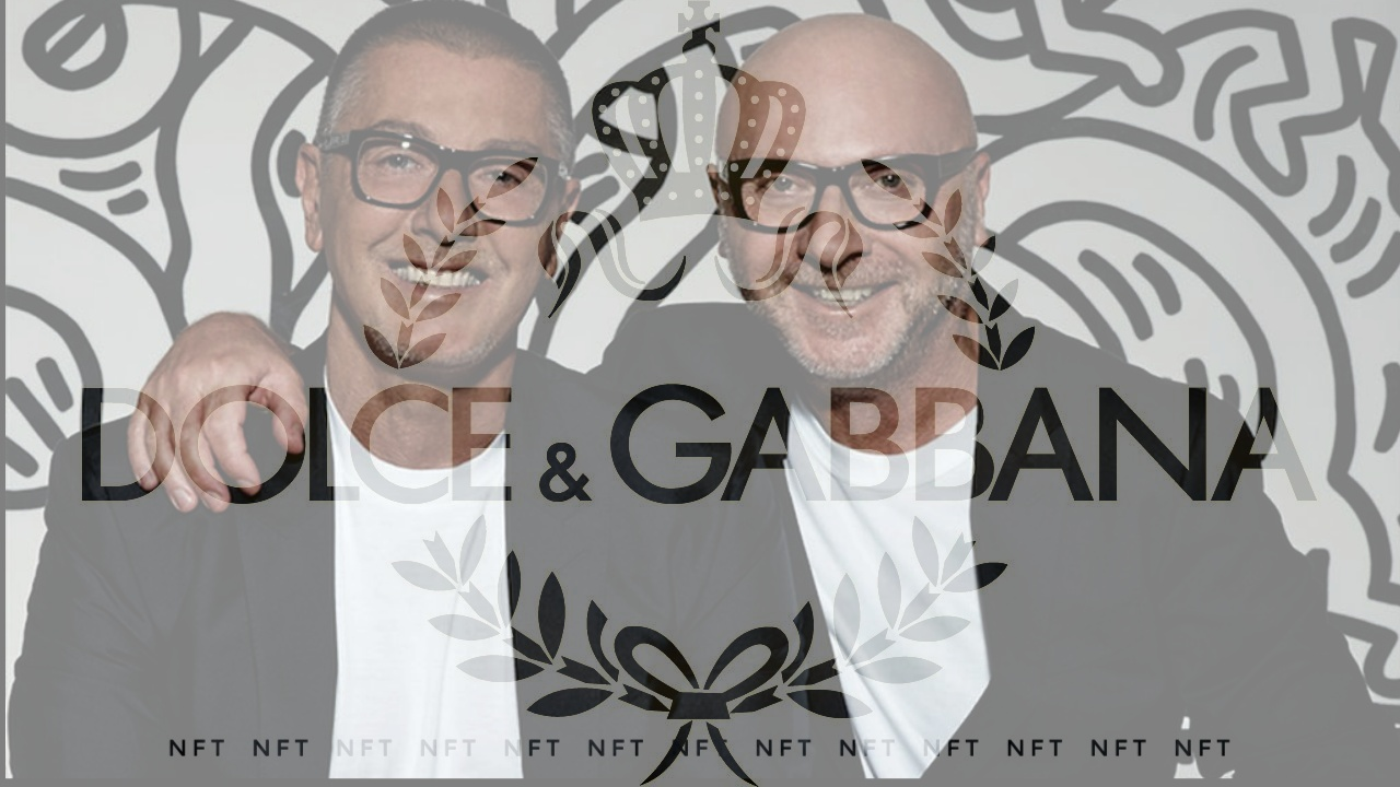 Dolce & Gabbana to Launch Exclusive NFT on Polygon powered UNXD NFT Platform
