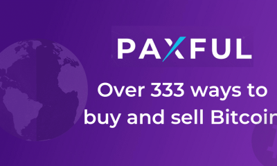 paxful's 6 years anniversay