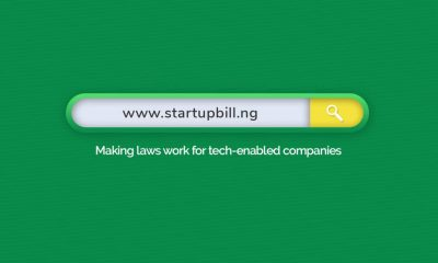 The Startup Bill Project Website has gone Live