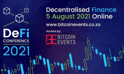 DeFi Conference 2021: The Rise of Decentralised Finance