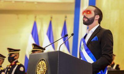 nayib bukele El Salvador President