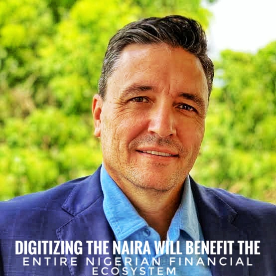 Digitizing the Naira will benefit the entire Nigerian Financial Ecosystem – Bitt Inc. CEO