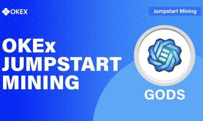 okex gods jumpstart mining