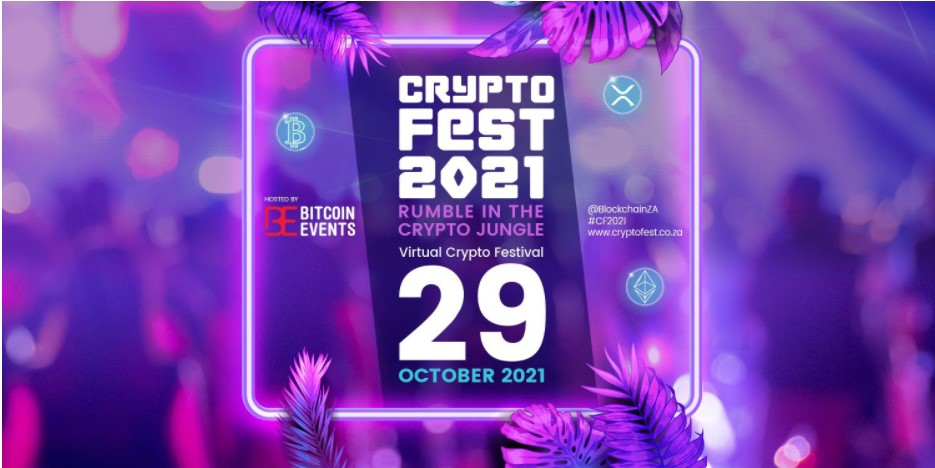 Crypto Fest 2021: Rumble in the Crypto Jungle Returns for Its 3rd Edition and Announces First Wave of Speakers