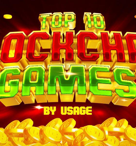 TOp B10 Blockchain based games gamefi