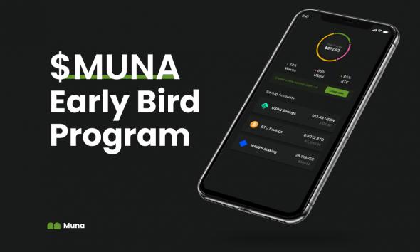 Muna introduces governance token $MUNA